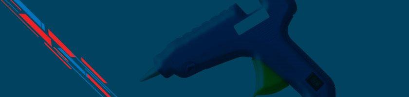 40 Watts Glue Gun With On/Off Switch - NIYO & MAGIC999